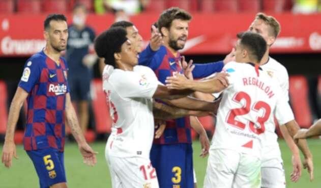Sevilla vs Barcelona - Liga Española