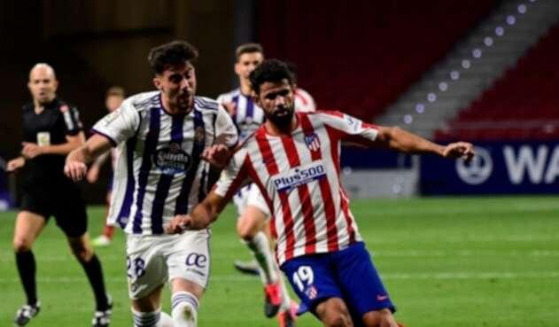 Atlético de Madrid vs Valladolid