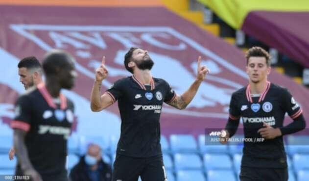 Chelsea vs Aston Villa, Premier League