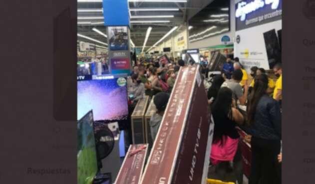 Primer día sin IVA en Colombia