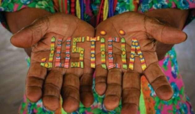 Justicia, eso piden las comunidades indígenas tras abuso sexual de una menor de edad.
