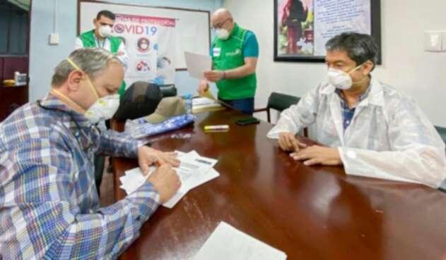 Intervención a la Nuevo ESE Hospital San Francisco de Asís de Quibdó.
