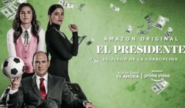 El Presidente, Amazon Prime