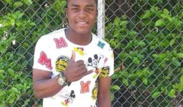El joven fue trasladado a una clínica en Cali, donde los médicos dijeron que presentó muerte cerebral.