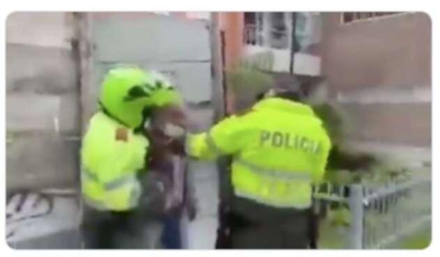 Aparece presunto abuso de Policía contra adulto mayor