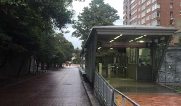 Estación Las Aguas, Eje Ambiental