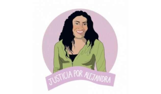 """""""Justicia por Alejandra"""" es la campaña en redes sociales, tras la muerte de esta mujer trans."""