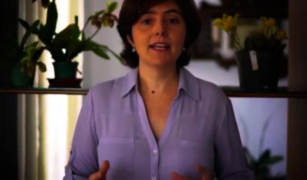 Carolina Giraldo líder político y ecologista de Pereira.