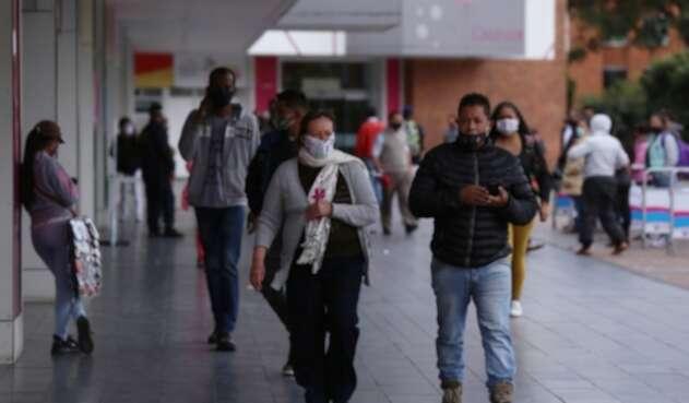 Reapertura de centros comerciales / Coronavirus en Colombia / Coronavirus en Bogotá