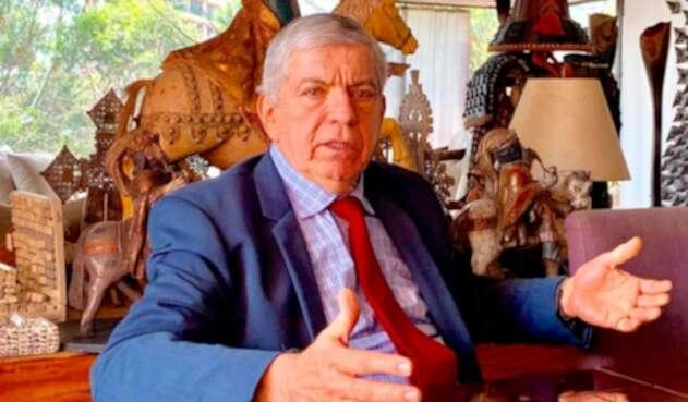 El expresidente César Gaviria Trujillo.