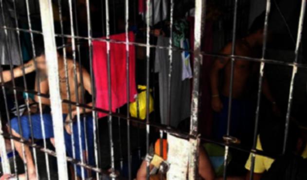 Cárcel de El Espinal hoy registra 250 contagios de Covid-19