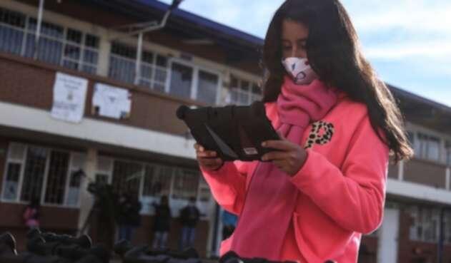 Regreso a clases / Coronavirus en Colombia