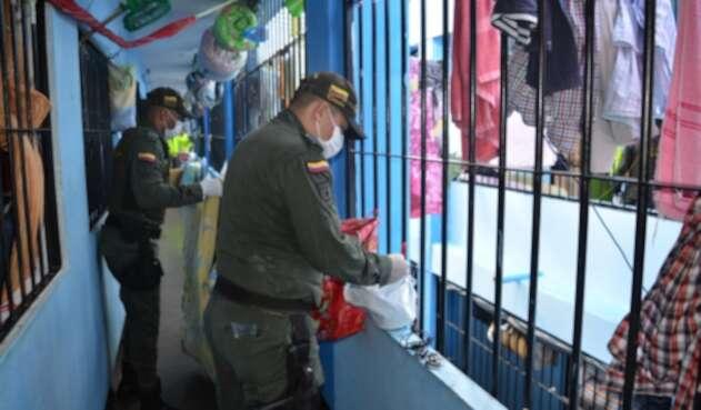 Confirman primer contagiado por COVID 19 En la cárcel de Itagüí
