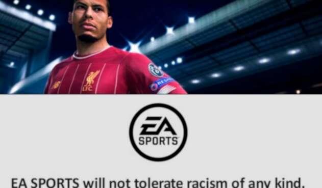 EA Games luchará contra el racismo