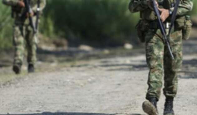 Soldado Activo