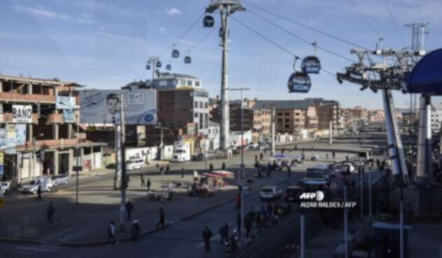 El Alto, Bolivia, una de las ciudades donde marcarán las casas