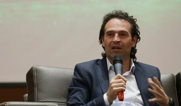 Federico Gutiérrez, ex alcalde de Medellín