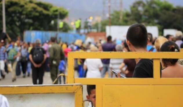La situación en Cúcuta, no tiene hasta el momento mayor dificultad