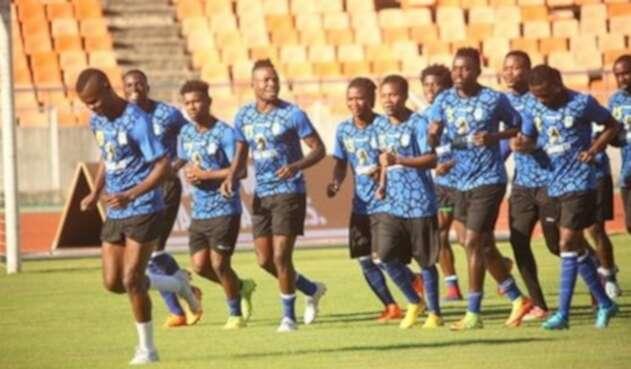 Fútbol en Tanzania