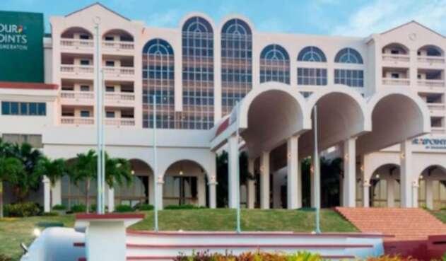 Hotel Marriott en La Habana
