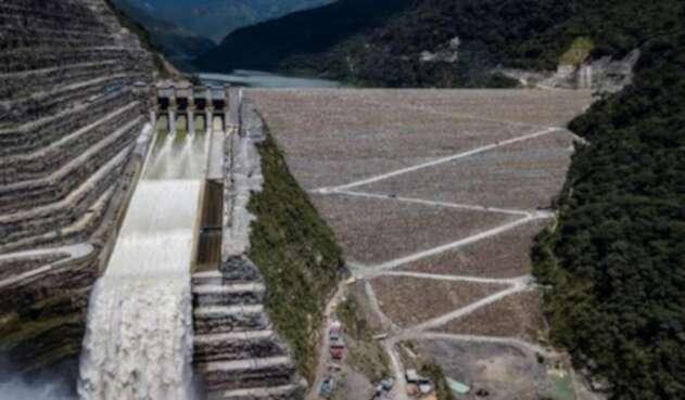 Hidroituango, Norte de Antioquia.