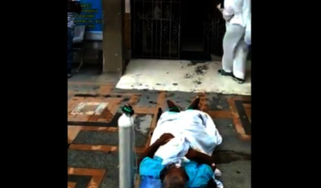 Hombre falleció esperando atención médica en Quibdó, Chocó