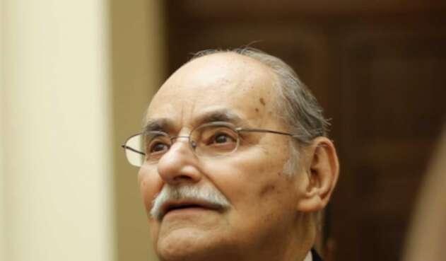 Horacio Serpa, exministro liberal