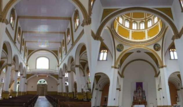Iglesia San José de Génova, Quindío