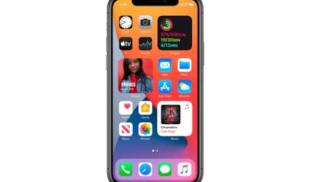 iOS 14, nueva actualización de iOS