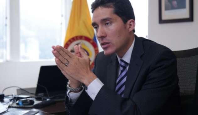 Luis Fernando Mejía, director de Fedesarrollo