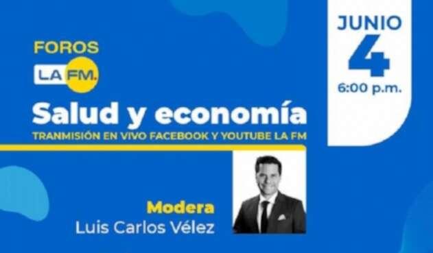 Foro de La FM 'Salud y economía'