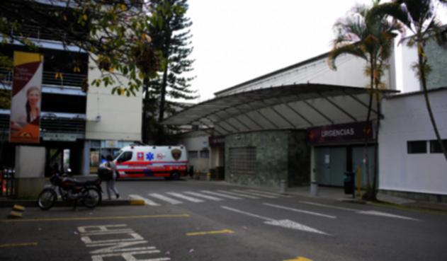 Hospital Manuel Uribe Ángel de Envigado, Antioquia.