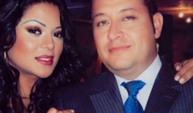 Marbelle y Rodolfo Silva