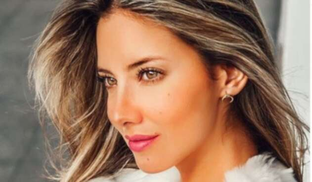 Modelo Daniella Álvarez