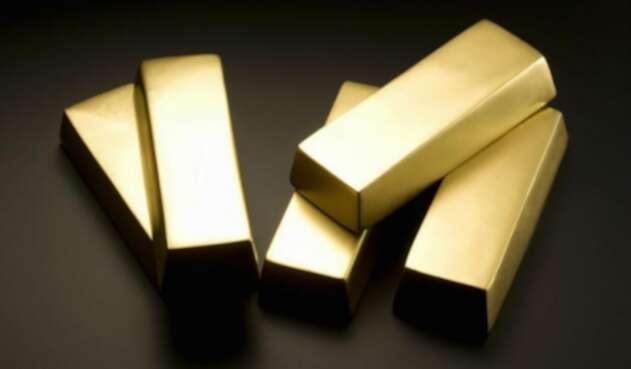 Referencia oro.