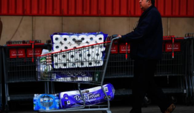 Limitan compra de papel higiénico en Australia