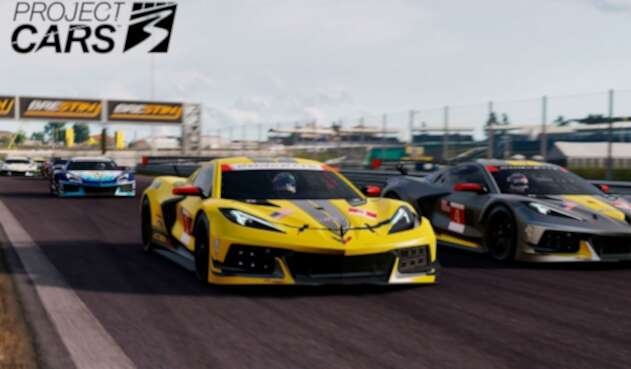 Project Cars 3, nuevo videojuego de conducción