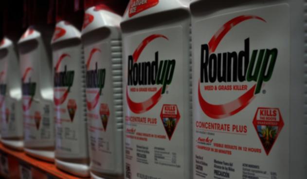 Herbicida Roundup con glifosato