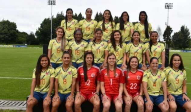 Selección Femenina Colombia