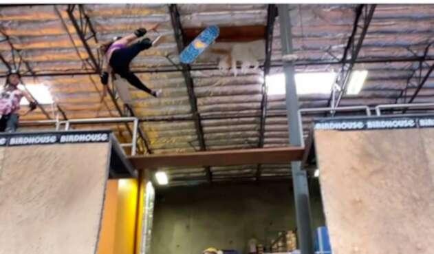 Accidente de Sky Brown, niña prodigio del skate