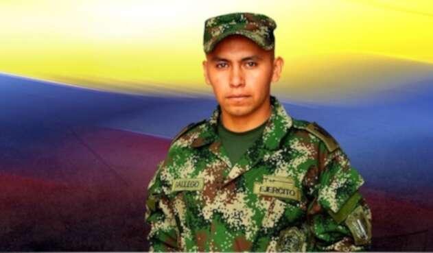 El Soldado falleció como consecuencia de las heridas causadas por el artefacto explosivo.