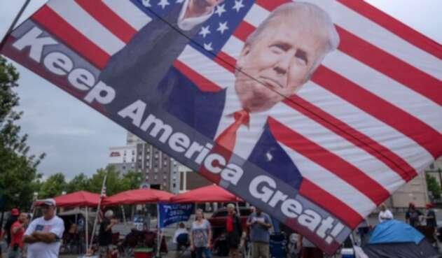 Mitin de Donald Trump en Tulsa