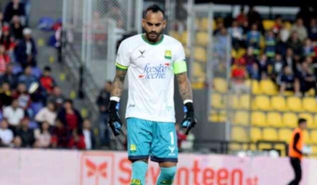Christian Vargas, arquero de Atlético Bucaramanga