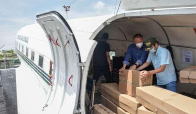 Ventiladores llegan a Barranquilla
