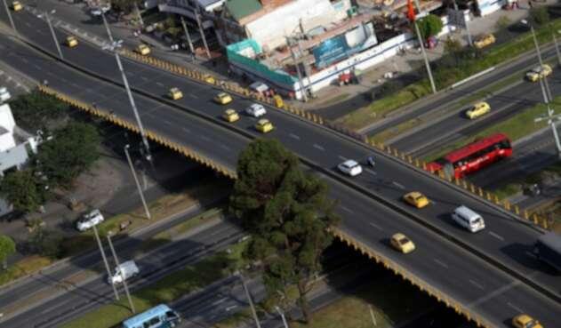 Vías de Bogotá