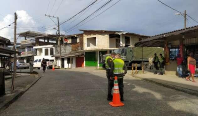 Toque de queda y aislamiento obligatorio en Buenaventura