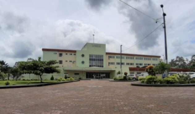 El Hospital San Andrés de Zumaco atiende a los 10 municpios de la Costa Nariñense.