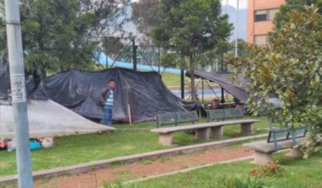Embera Bogotá