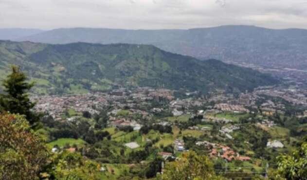 Corregimiento San Antonio de Prado de Medellín.
