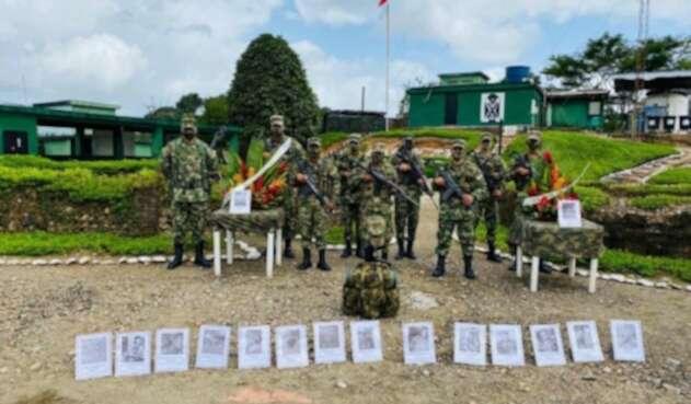 Homenaje Ejército